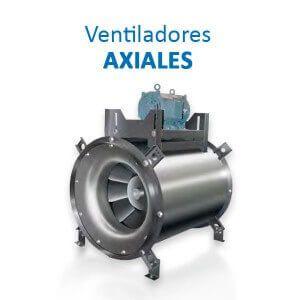 Ventiladores axiales