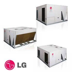 LG Inverter Single Package (Tipo paquete)