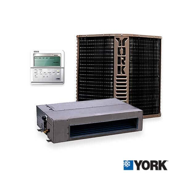 Aire Acondicionado Fan Coil York