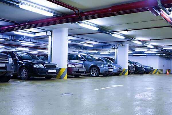 Ventilacion de Playas de estacionamientos - garajes - parqueos
