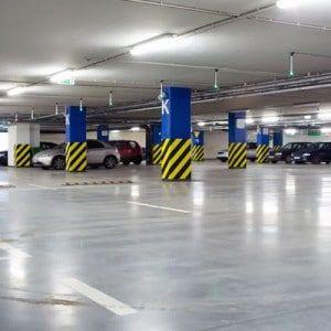 Ventilacion de estacionamientos de vehículos-Autos