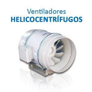 Ventiladores Helicocentrífugos