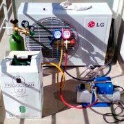 mantenimiento e instalacion de aire acondicionado en lima