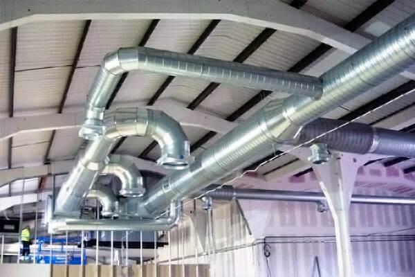 proyecto de aire acondicionado y ventilacion